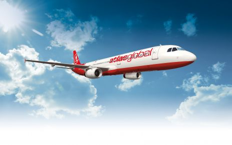 Atlasglobal to fly from Istanbul Atatürk Airport to London Stansted from 30th October...