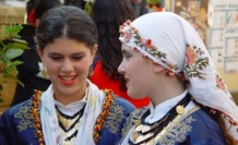 THE FESTIVAL OF NORTH CYPRUS IS HAPPENING THIS WEEKEND AT THE BUSINESS DESIGN CENTRE, ISLINGTON