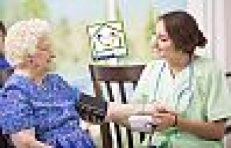 High quality, sensitive, Home Care Service in London : A Warm Hand Reaching out to You.