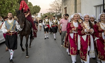 Young people of Cyprus continue their traditions