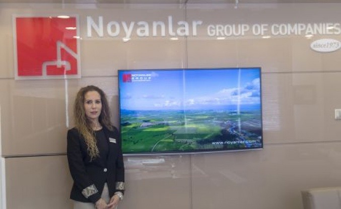 The landscape of İskele has transformed thanks to the Noyanlar