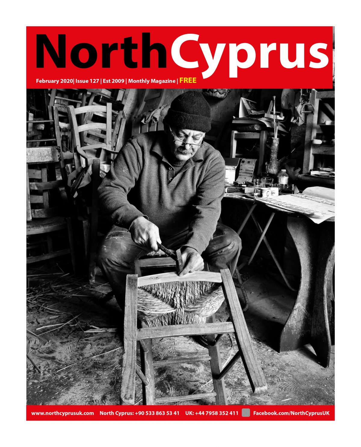 North Cyprus UK - 08.02.2020 Manşeti