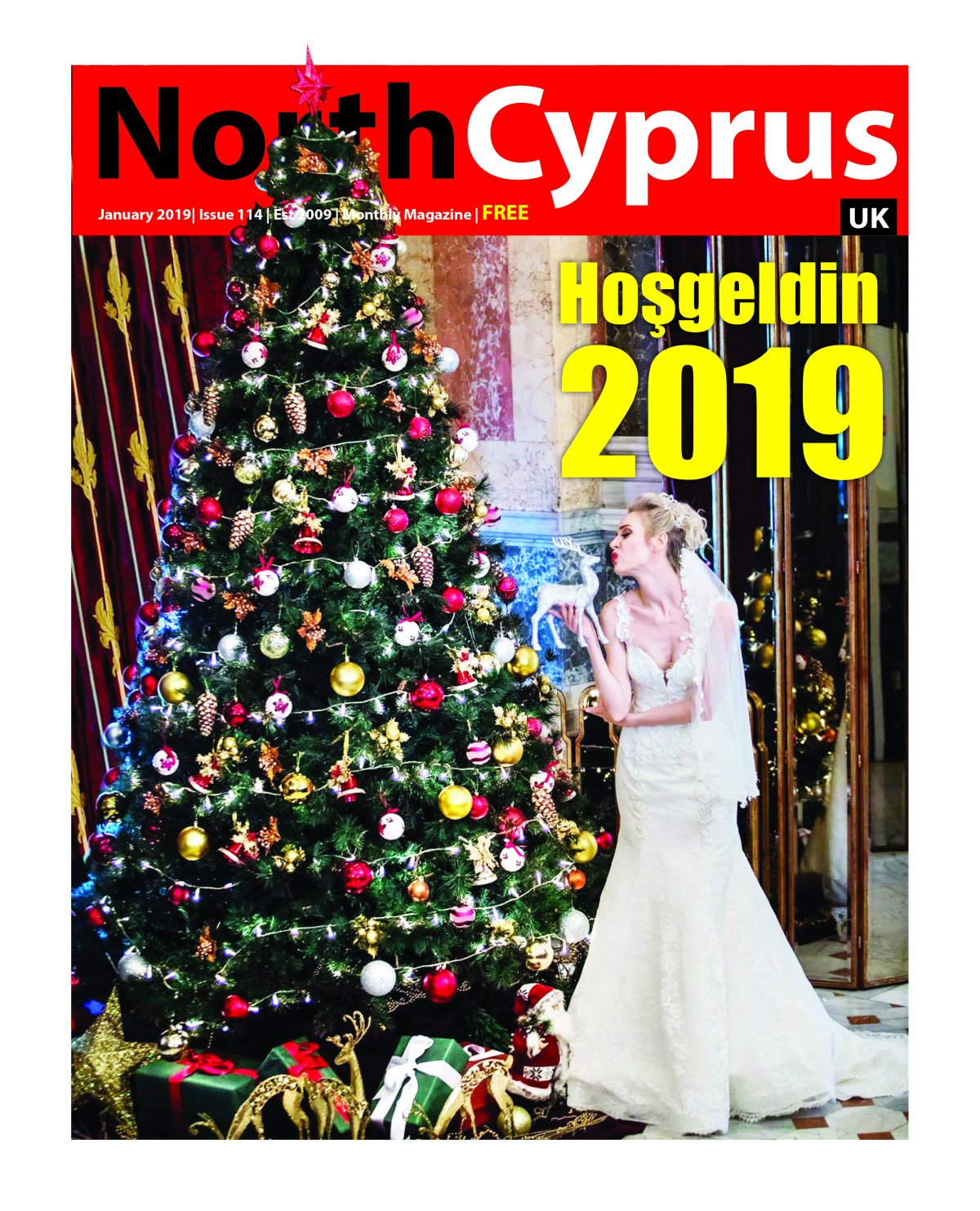 North Cyprus UK - January 2018 - Issue 114