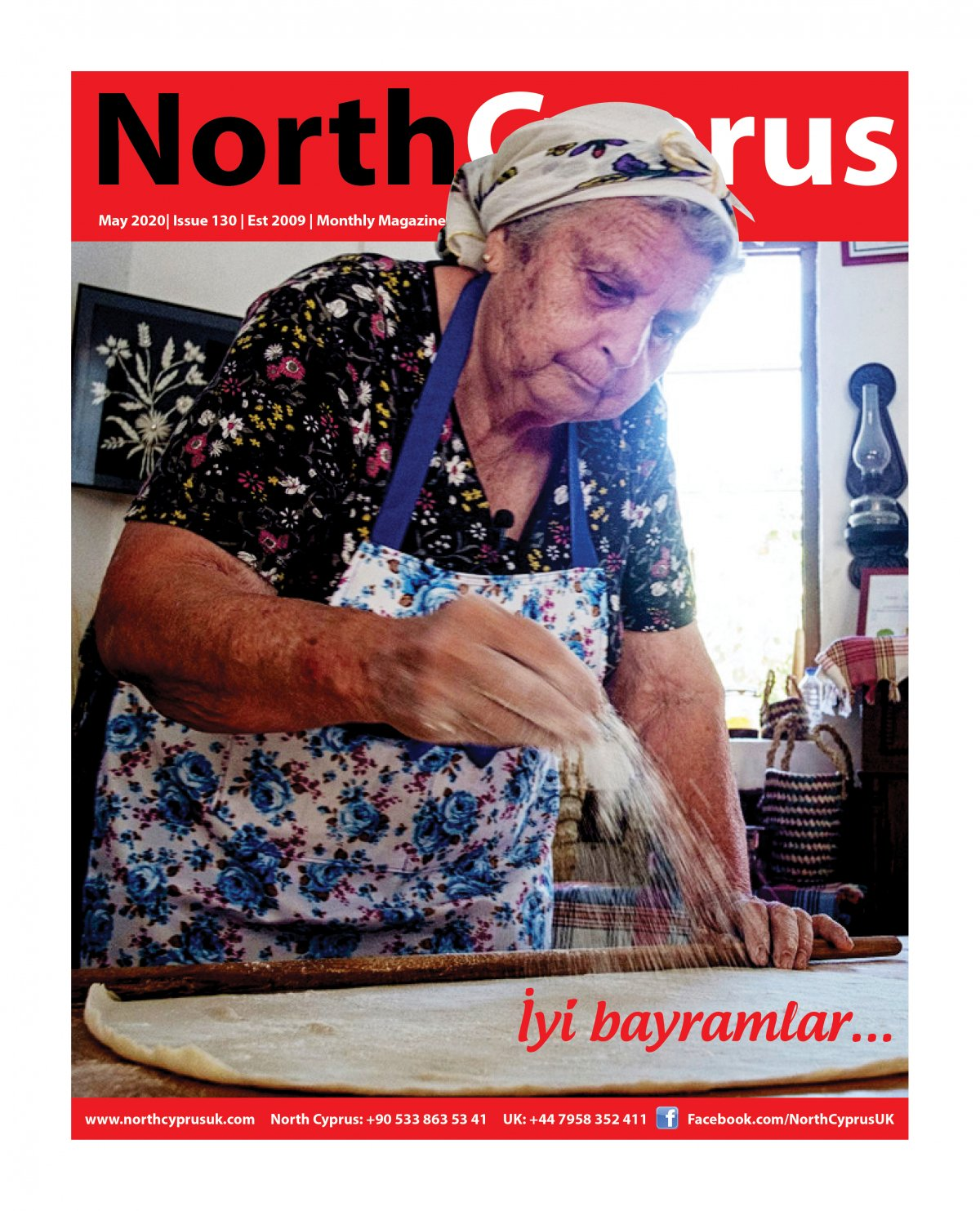 North Cyprus UK - 12.05.2020 Manşeti