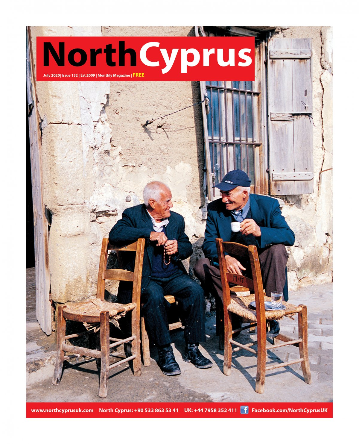 North Cyprus UK - 04.07.2020 Manşeti