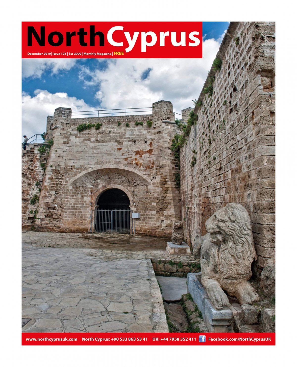 North Cyprus UK - 05.12.2019 Manşeti