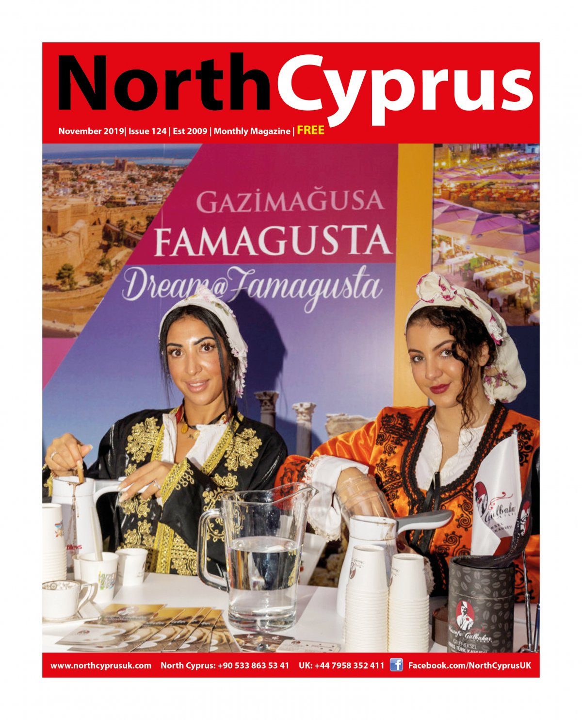 North Cyprus UK - 15.11.2019 Manşeti