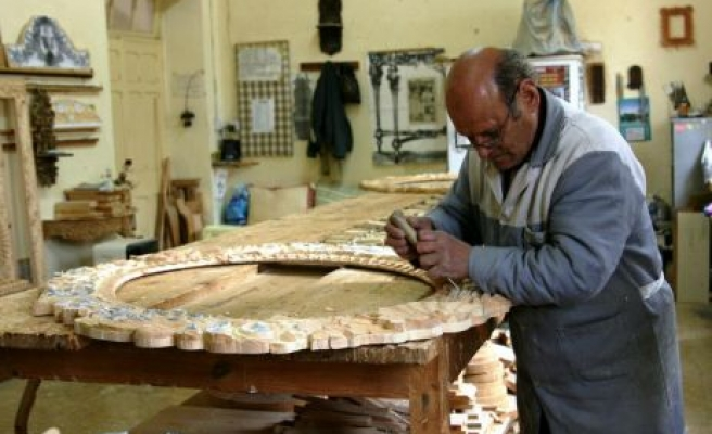 An Institute Devoted to Preserving the Traditional Handicrafts of Cyprus
