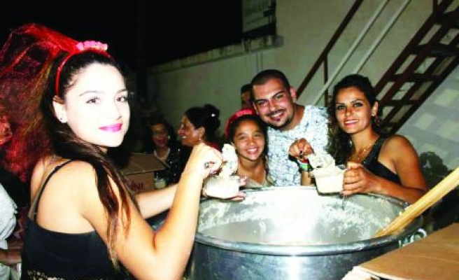 Cypriot traditions are kept alive at henna nights...