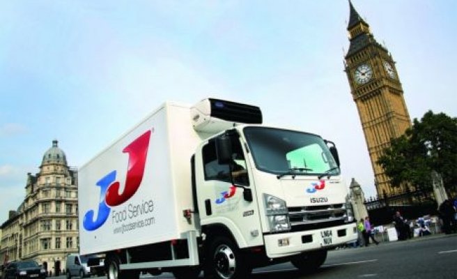 JJ Food Service in this year's Sunday Times BDO Profit Track 100