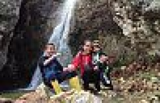 Is there a Waterfall in the North Cyprus?